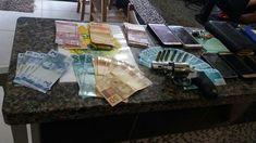 Polícia encontra notas falsas no litoral do Paraná