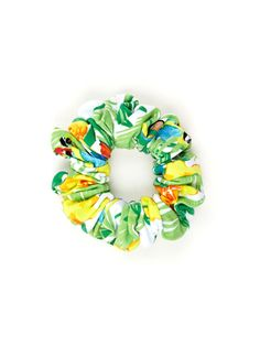 last week someone chose a scrunchie as a good design. The inspiration of this design would be to create an accessory that makes a statement, while at the same time it had functionality,usability and proficiency because most females use hair ties, but often lose the smaller thinner hair ties so scrunchies are easier to keep track of. The creativity of the design is shown through the fun colors and designs.