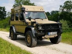 Mercedes-Benz G 280 Pur by ORC Off Road Exclusiv '2013–pr.