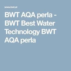 BWT AQA perla - BWT Best Water TechnologyBWT AQA perla