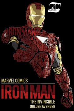 ironman in type  http://piccsy.com/2010/10/ironman-in-type/