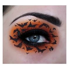 Makeup And Such ❤ liked on Polyvore featuring beauty products, makeup, eye makeup, eyes, beauty and halloween