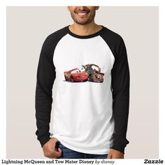 Lightning McQueen and Tow Mater Disney