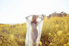 """naomichristie: """" Flower Child Carly Lauren by Naomi Christie Wardrobe: Island Tribe Makeup: Nikki Nouvelle """" ♥"""