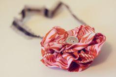 flower headband - see kate sew