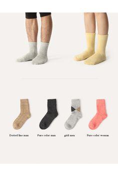 LOVE Lips Compression Socks For Women Casual Fashion Crew Socks