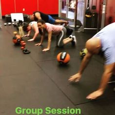 "6 Likes, 1 Comments - Brian Romero (@beyourbodyfit) on Instagram: ""Group sessions are fun! People wanting to change their lifestyle for a better one! . .…"""