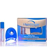 The NightBright LED Teeth Whitening Kit by BleachBright from The OpenSky Beauty Closet on OpenSky Best Teeth Whitening Kit, Teeth Whitening System, Stained Teeth, Blue Led Lights, Light Works, First Tooth, White Teeth, Alter, Beauty Skin