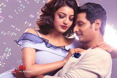 Jiiva & Kajal Agarwal in Kavalai Vendam