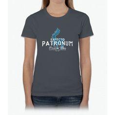 Harry Potter - Vintage Expecto Patronum #2 Womens T-Shirt