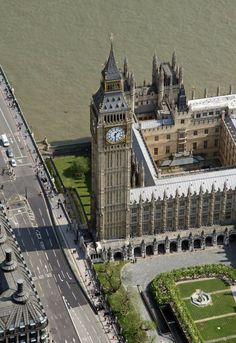 The House of Parliament, London.-