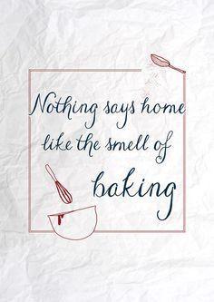#Baking #NothingBetter