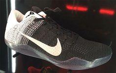 Nike Kobe 11 Black / White