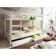 Rosafarbenes Etagenbett Ocean Für Kinder Und Jugendliche. | Unbedingt  Kaufen | Pinterest | Etagenbett, Jugendliche Und Gästebett
