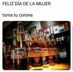 Alcohol, Happy Woman Day, Corona, Rubbing Alcohol, Liquor