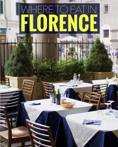 Unbiased recommendations from Italians and chefs, here are the best restaurants in Florence. Add these to your Italy travel tips