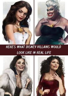 Well, thanks to Finnish illustrator Jirka Vinse Jonatan Väätäinen, you can check out how beautifully dark these wonderfully horrible villains would look in real life. #Disney #Villains #RealLife