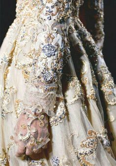 The art of embellishment