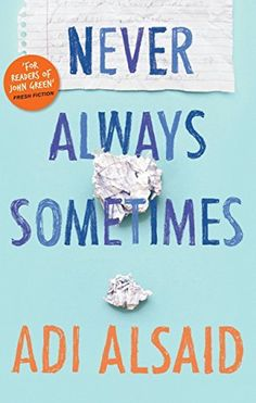 Never Always Sometimes by Adi Alsaid, http://www.amazon.co.uk/dp/B00URUBSOU/ref=cm_sw_r_pi_dp_iv22vb0DTWT6S