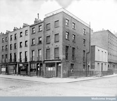 St. Mary's Dispensary for Women and Children, 69 Seymour Place, St. Marylebone, W 1. This was started by E. Garrett Anderson in July 1866, it grew into the present Elizabeth Garrett Anderson Hospital in Euston Road