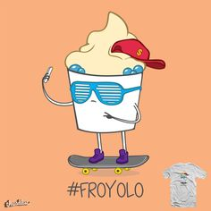 Froyolo t-shirt