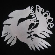 Don Drumm Peace Dove Ornament