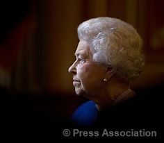 The Queen at the Foreign and Commonwealth Office in London 2012
