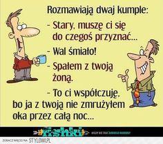 Rozmawiają dwaj kumple - Fishki.pl na Stylowi.pl Comics, Memes, Meme, Cartoons, Comic, Comics And Cartoons, Comic Books, Comic Book, Graphic Novels