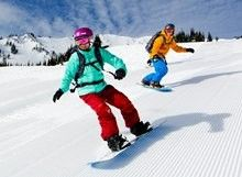 How to pick a snowboard that suits you!