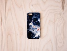 Black Marble Iphone Case 5 / 5S