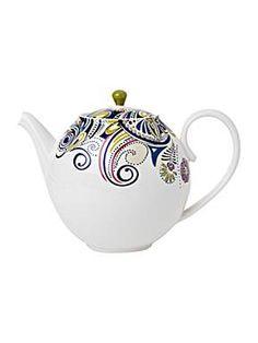 Monsoon Cosmic teapot - Denby