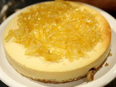 Recetas: Narda Lepes | Cheesecake de limón con cascaritas | Utilisima.com