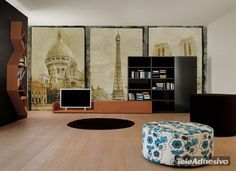 Wall Murals Paris