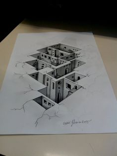 Art Discover Underground City by ghassen-ouni on DeviantArt Abstract Pencil Drawings Art Drawing Drawings Perspective Drawing Lessons Perspective Art Illusion Drawings Illusion Art Art Challenge Geometric Art Abstract Pencil Drawings, 3d Art Drawing, Dark Art Drawings, Art Drawings Sketches Simple, Pencil Art Drawings, 3d Pencil Art, 3d Pencil Sketches, Abstract Sketches, 3d Sketch