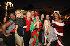 Rosen Hotels & Resorts Holiday Kick Off Event December 2013 | Pinned by Rosen Hotels | #RosenHotels #florida #orlando #hotels #resorts #christmas #holidays #events #party