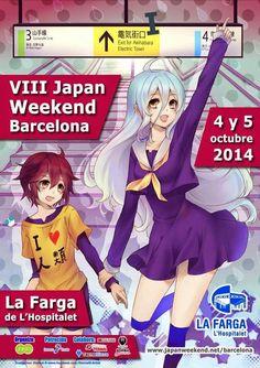 VIII Japan Weekend Barcelona