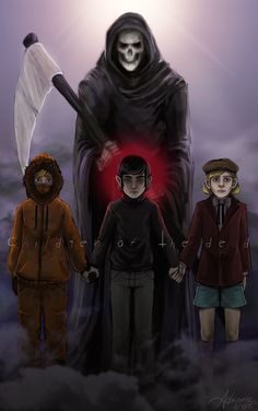 Children of the Dead by SUCHanARTIST13.deviantart.com on @DeviantArt
