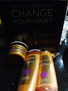 Excited to test these new products from L'Oreal! #paid @influenster #spon4loreal