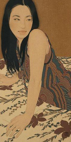 Журнал эстета-декадента - Ikenaga Yasunari