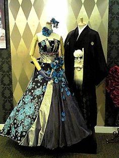 ドレス 着物 リフォームに関連した画像-11