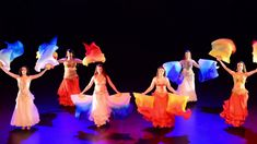 Belly Dance Adelaide Fan Veil, Choreography by Bibiana Franco :: BEAUTIFUL fan veil performance!! One of the best I've ever seen!
