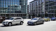 Mercedes gaat het zoeken naar een parkeerplaats makkelijker maken