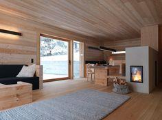 nowoczesna STODOŁA Tamersc Mountain Lodge 21