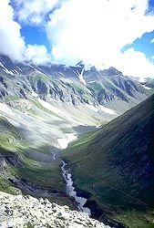 Hiking Vanoise National Park, France