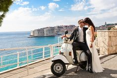 Dubrovnik Wedding Photo!