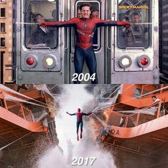 Loved the new spiderman Marvel Memes, Marvel Dc Comics, Marvel Avengers, Spiderman Marvel, Ms Marvel, Captain Marvel, Tom Holland, Geeks, Deadpool
