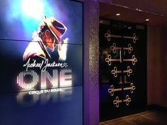 Michael Jackson ONE by Cirque du Soleil in Las Vegas / May.23. 013. The premiere day!!
