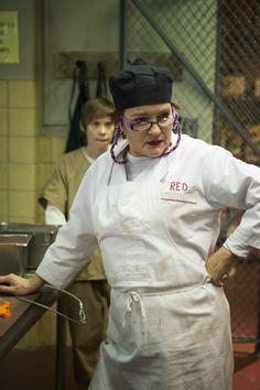 "Galina ""Red"" Reznikov /Kate Mulgrew ."
