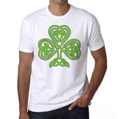 #celtic #knot #stpatrick #tshirt Happy Saint Patricks day! Order a perfect tee for a real Irish celebration! --> https://www.teeshirtee.com/collections/collection-saint-patricks-day/products/celtic-shamrock-knot-green-t-shirt-for-men-t-shirt-gift