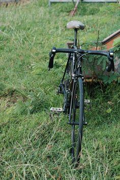 Panasonic Retro Modern Road Bike photo